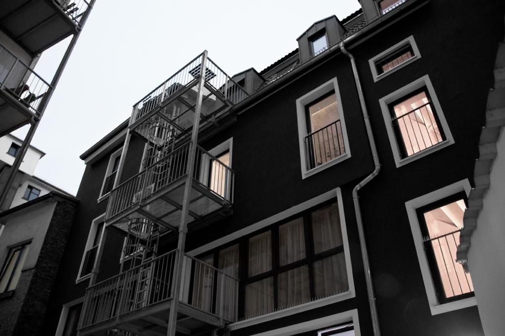 Haus Von Außen Web