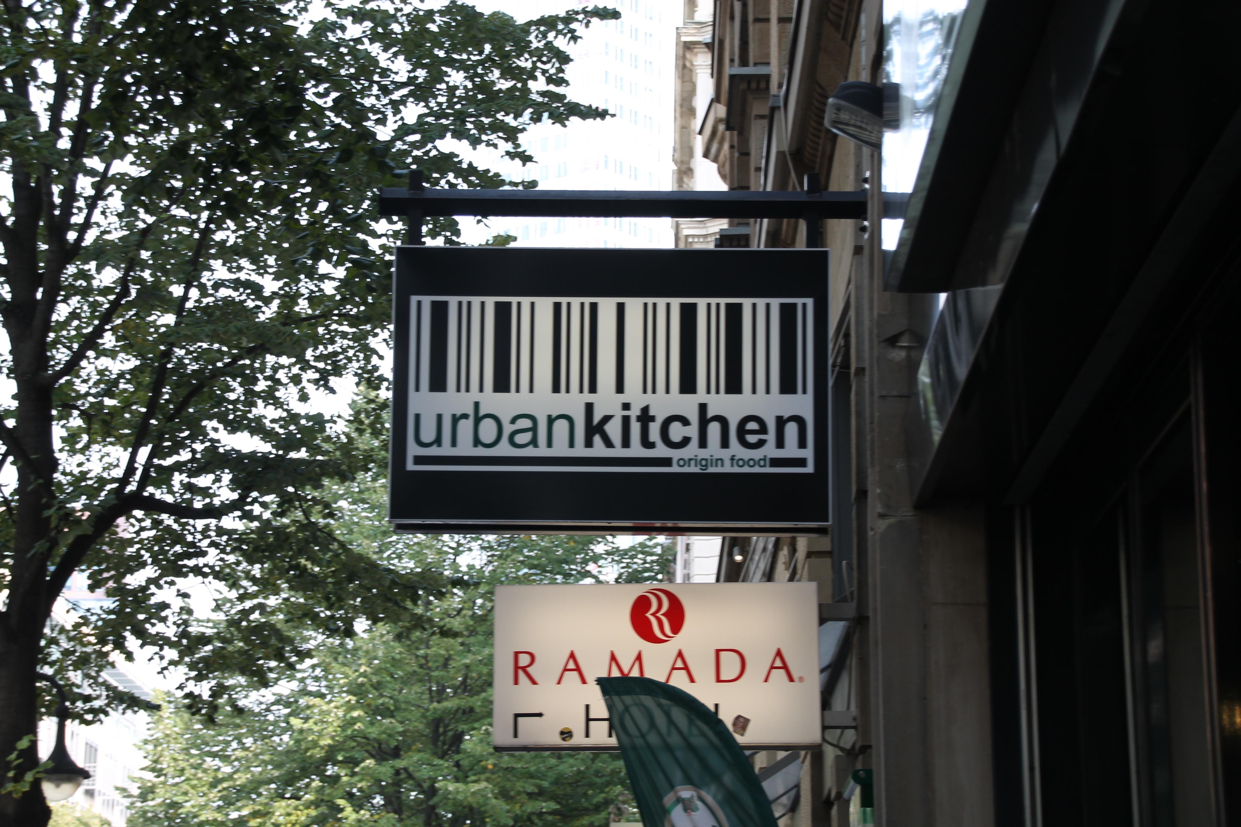Das Urban Kitchen