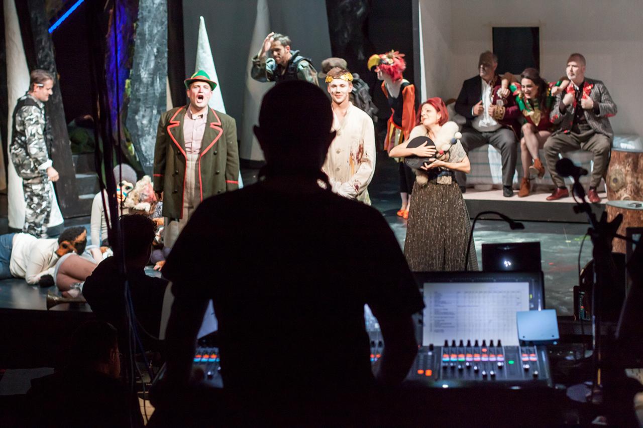 English_Theatre_Frankfurt_Black_Rider_Soundcheck