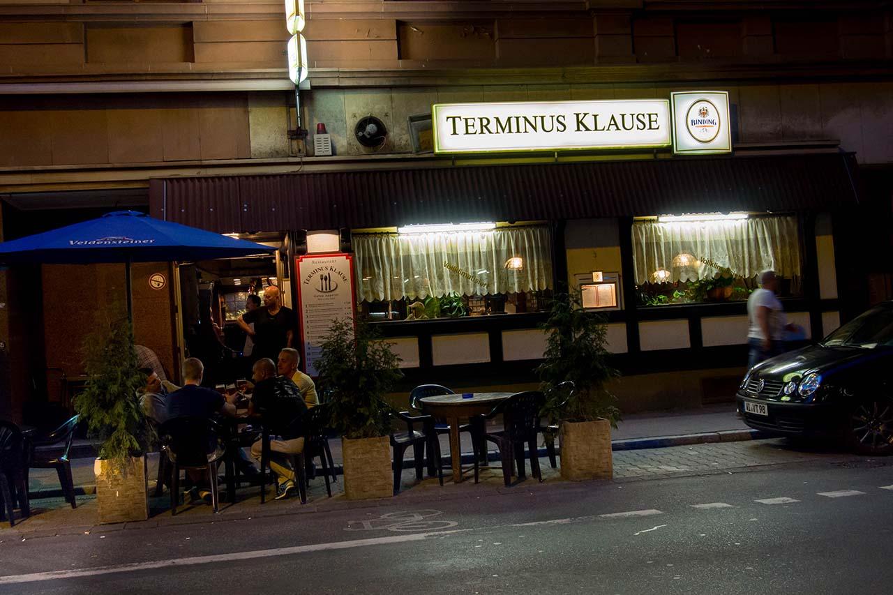 Terminus-Klause