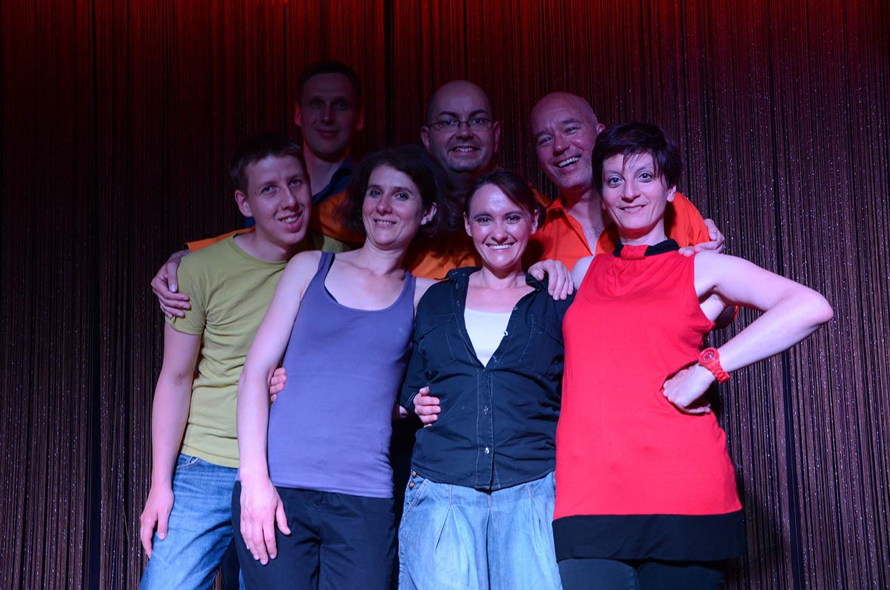 Das Theater Team