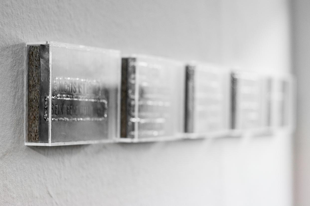 """Ausstellung """"Max Zitate"""""""