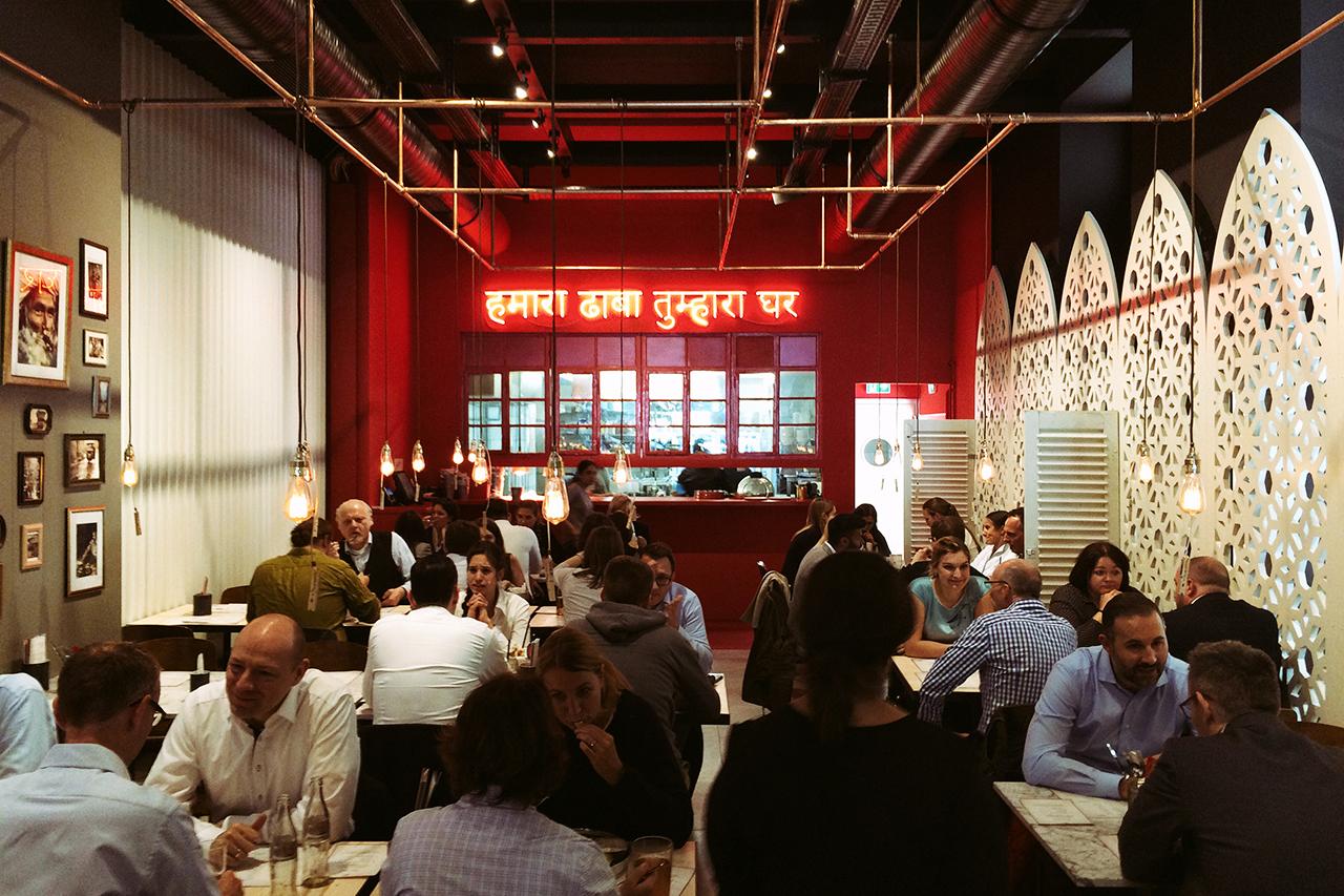 Indischer Kurzurlaub – Eat Doori