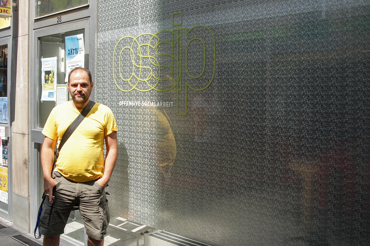 OSSIP – AIDS-Hilfe Frankfurt E.V.