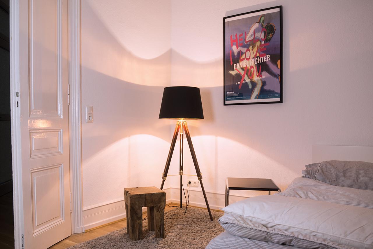 Wohnen Schlafzimmer Designstudentin AliceGebhardt