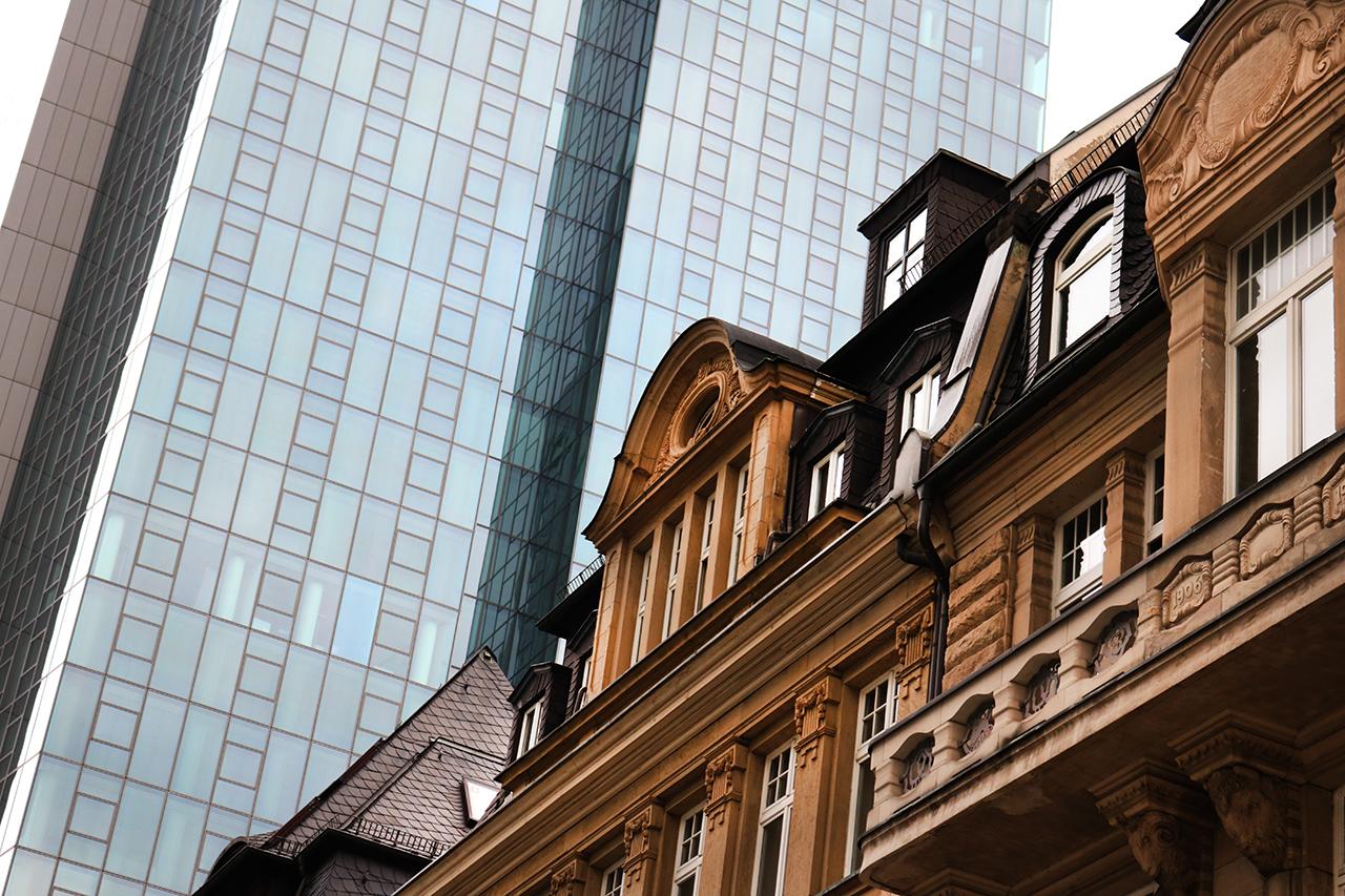 Architekturkontraste