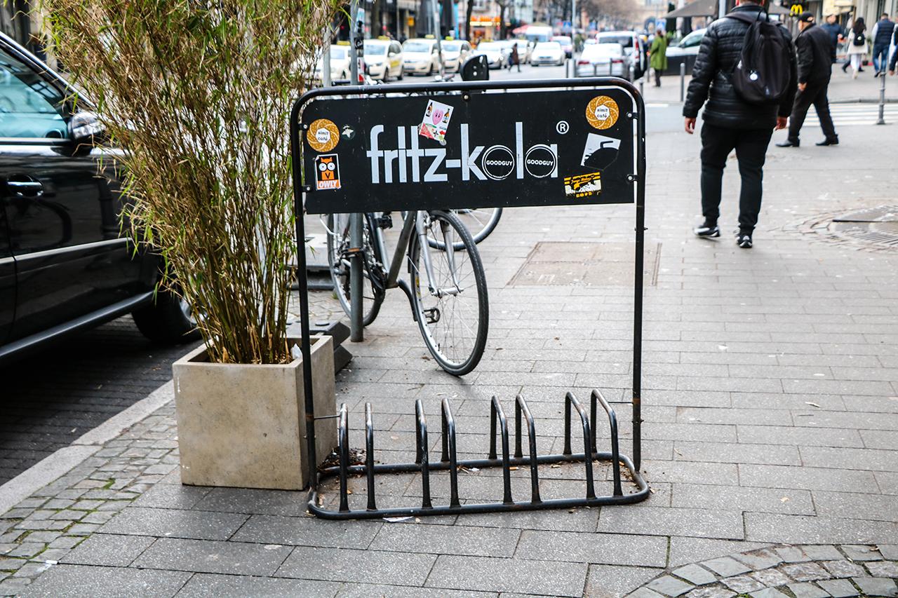 Fahrradständer Frizt-Kola