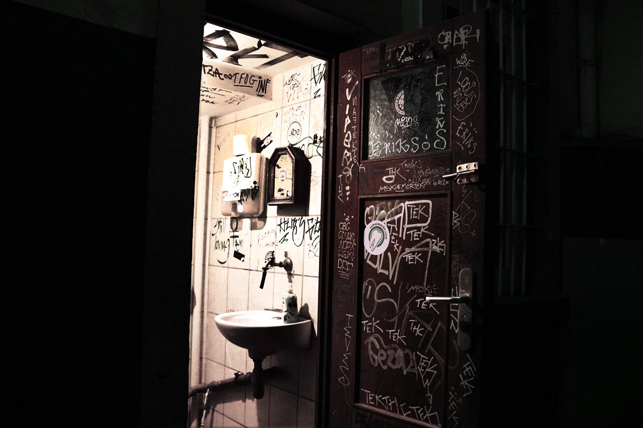 Toiletten Im Bahnhofsviertel