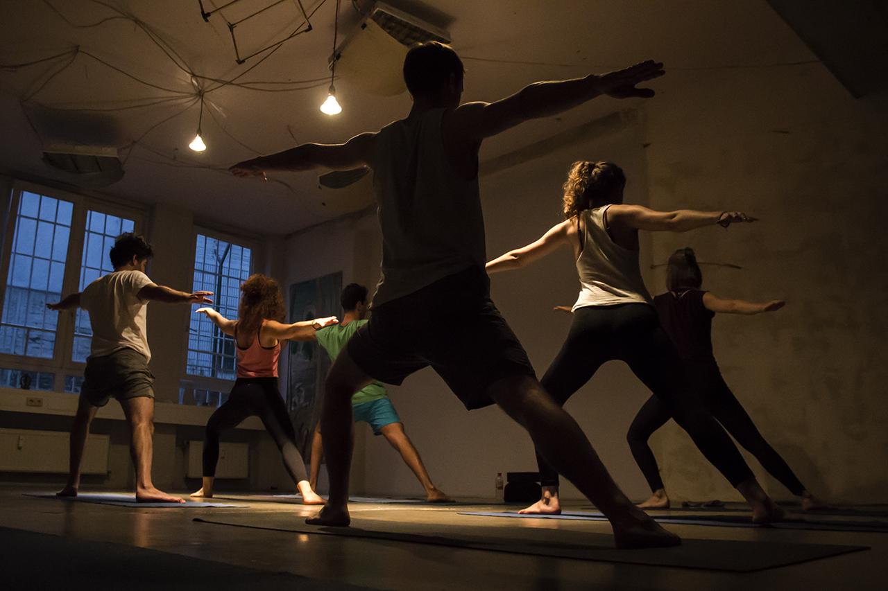 Tumult Yoga